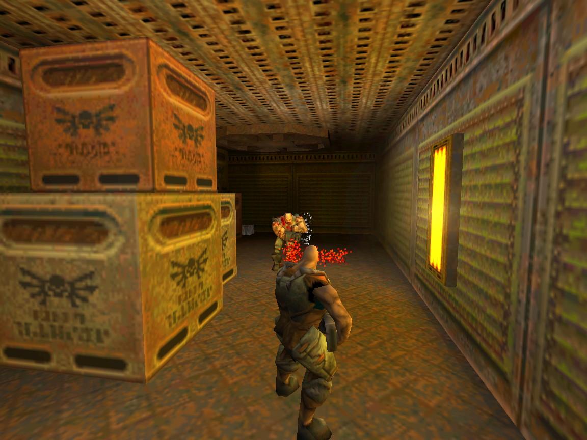 Quake 2 | Gildor's Homepage