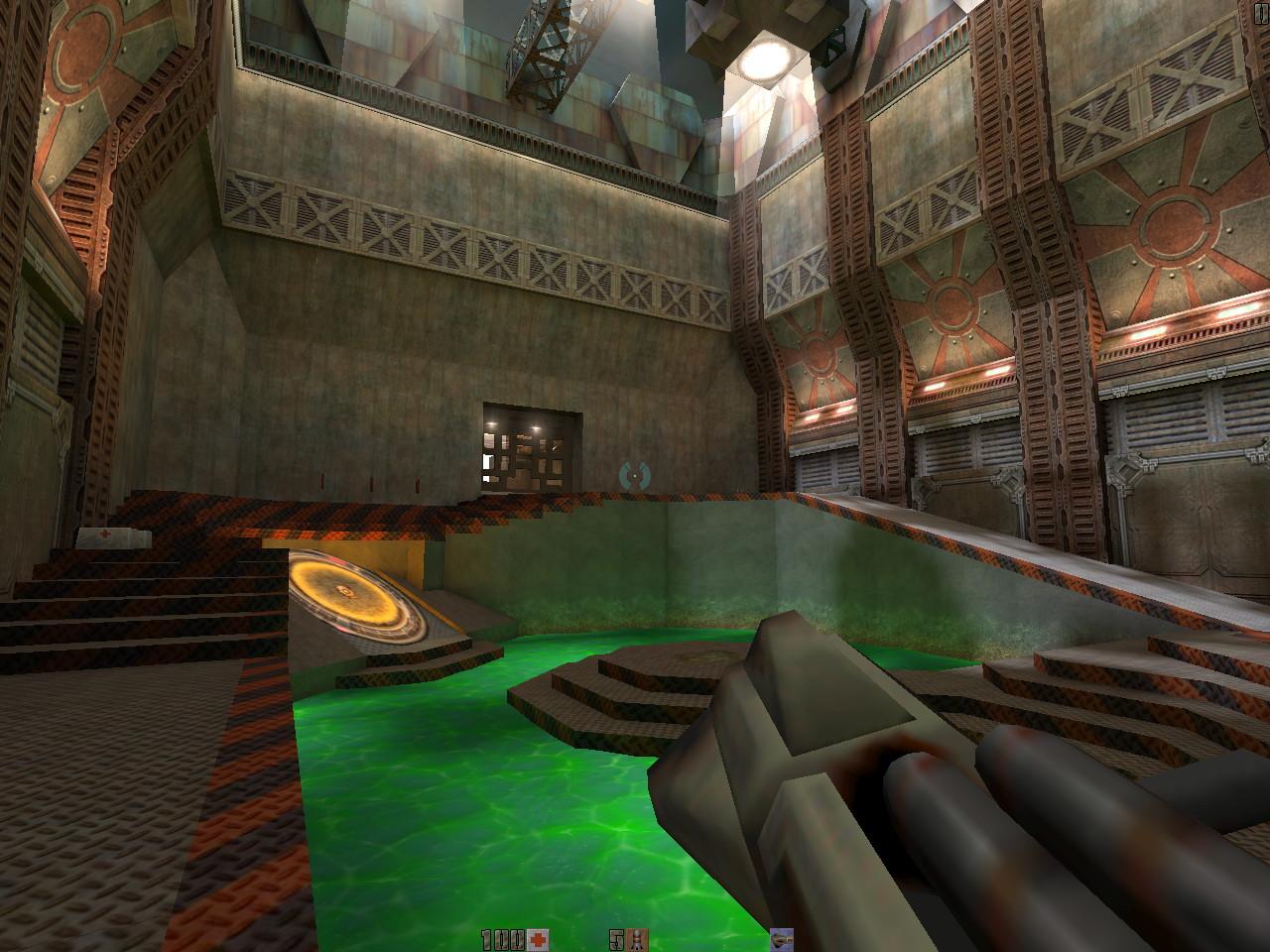 Quake 2 | Gildor's Homepage on